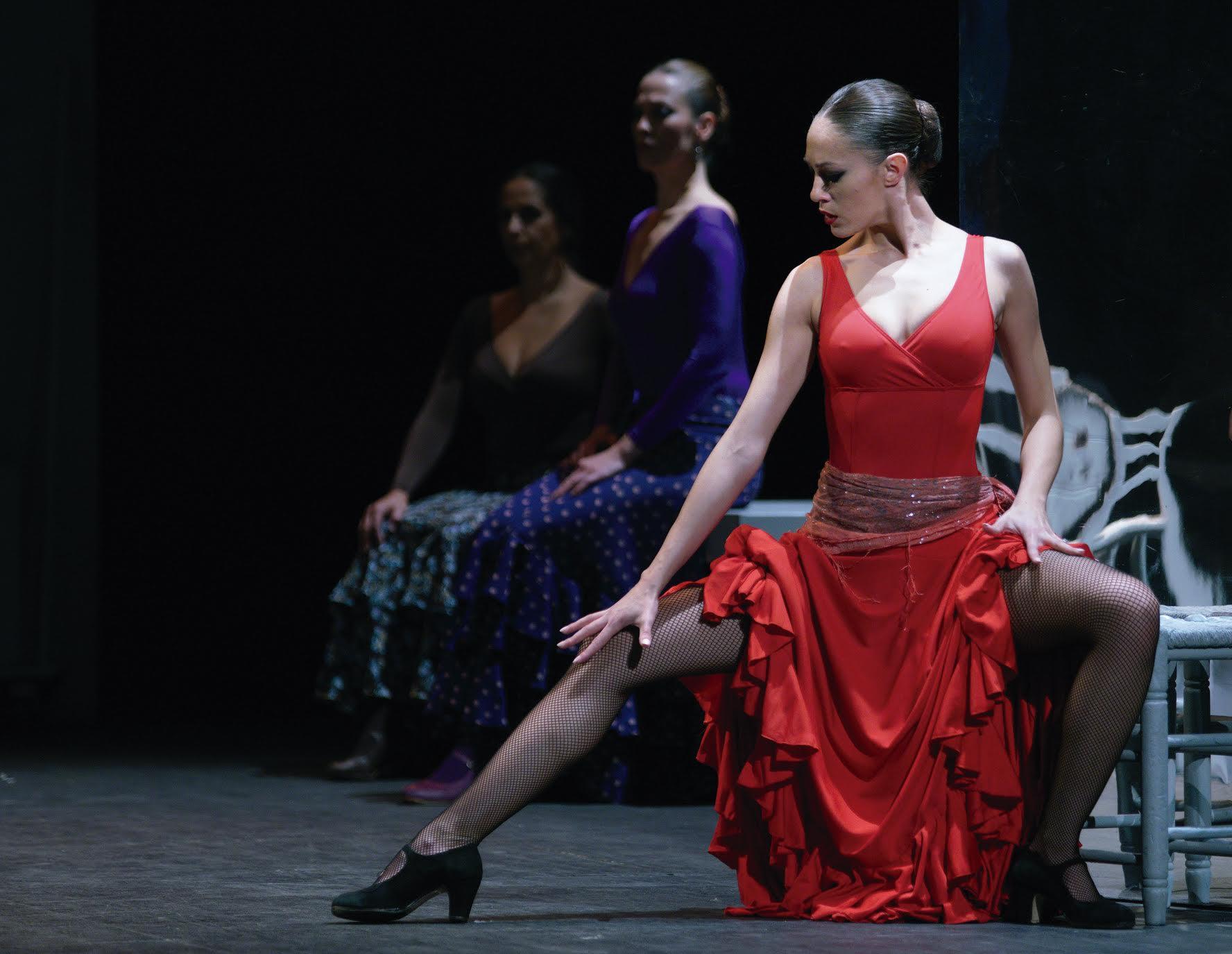 Carmen, de Gades, obra maestra de danza española