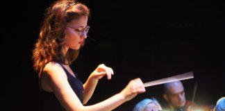 Lorena Escolar triunfa con la Sinfónica de Navarra