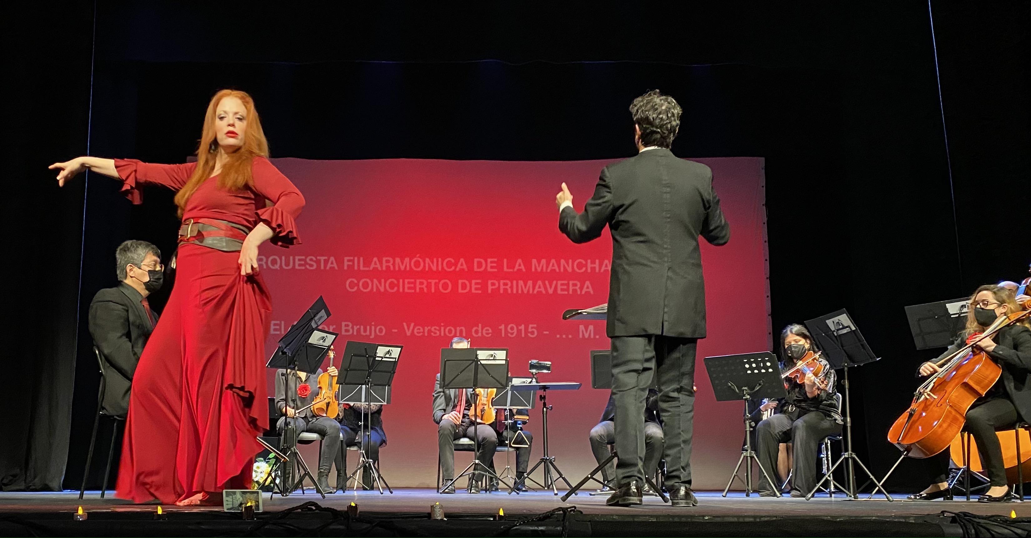 El Amor Brujo para recibir la primavera en Aranjuez