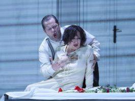 Krassimira Stoyanova y Gregory Kunde como Desdémona y Otello. ©David Ruano