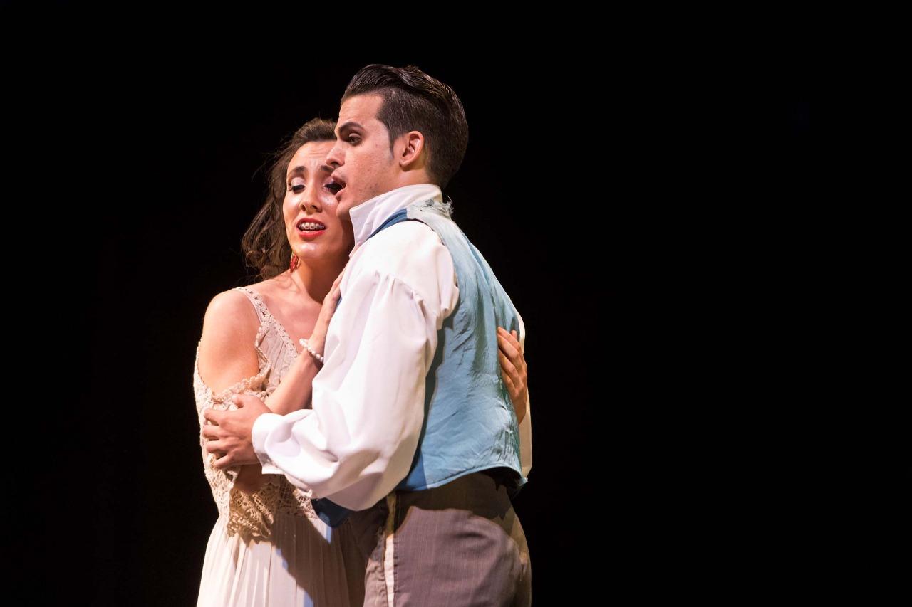 Cecilia Valdés enamoró al público de Andorra