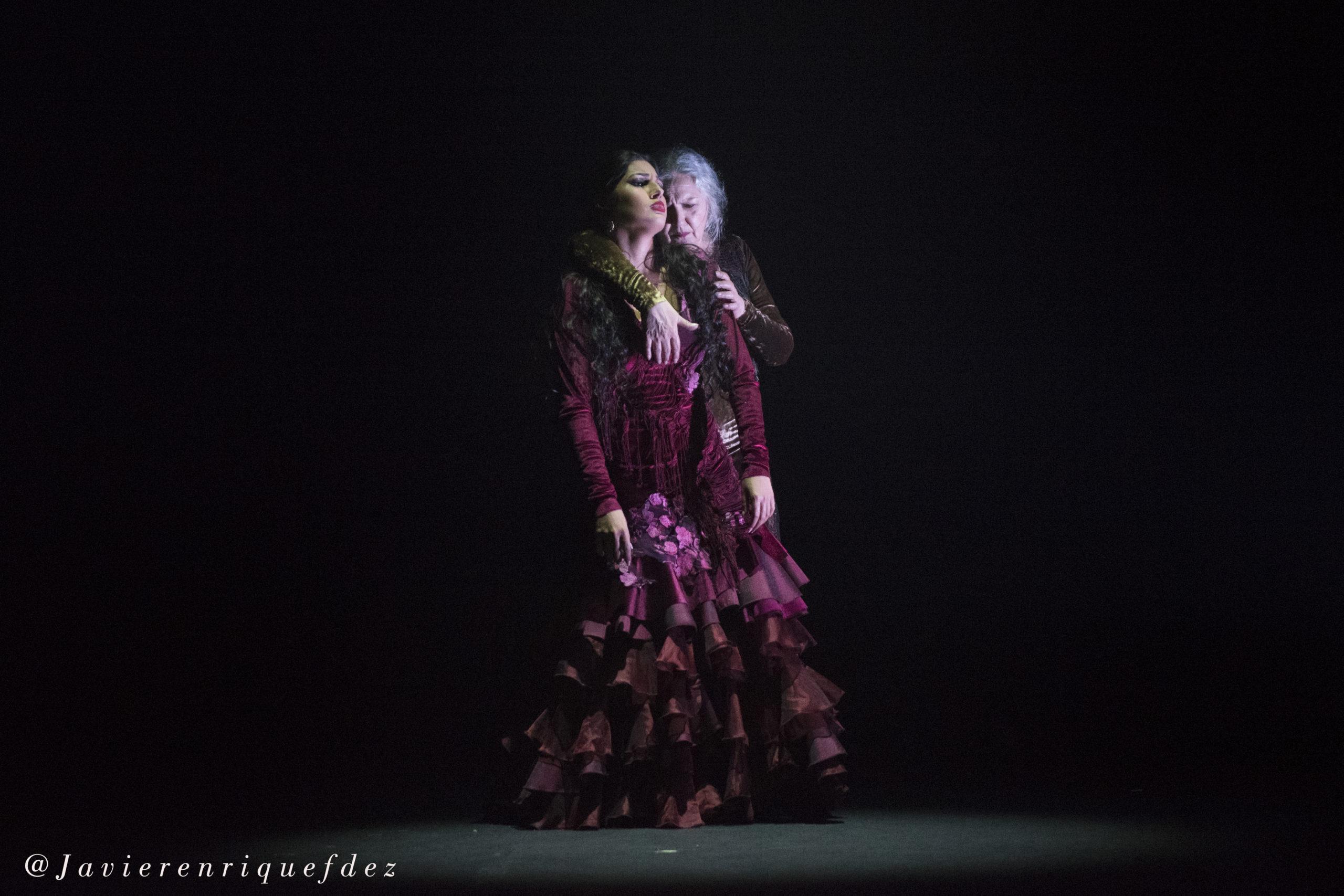 María Cruz y Carmela Greco. Foto: Javier Enríquez Fernández