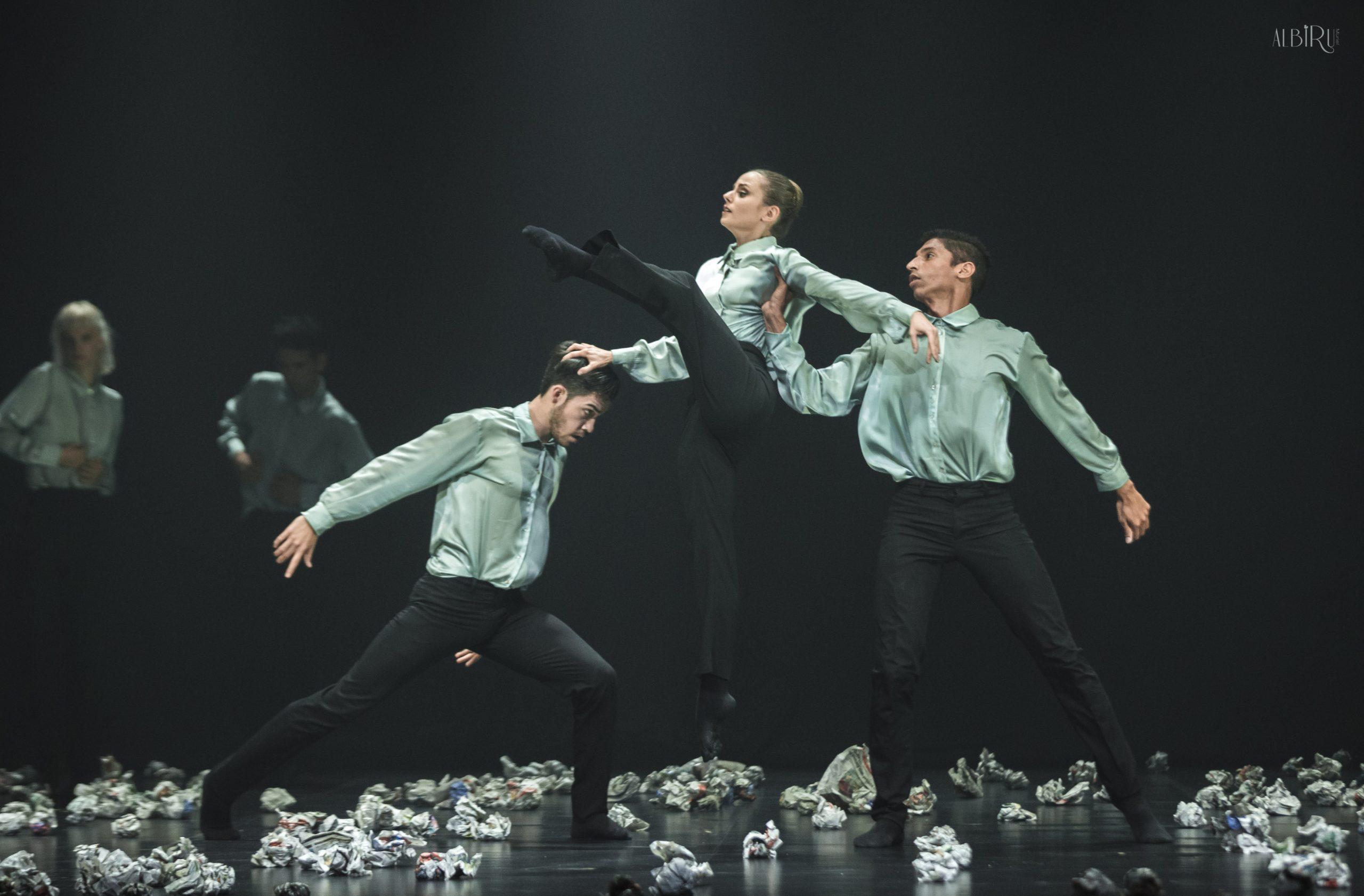 Tongues ¡Bravo! Ballet de Barcelona  Foto: Alba Muriel