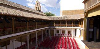 Patio de comedias de Torralba de Calatrava (S. XVI)