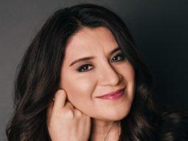 La soprano Enivia Muré © Eduardo Luna
