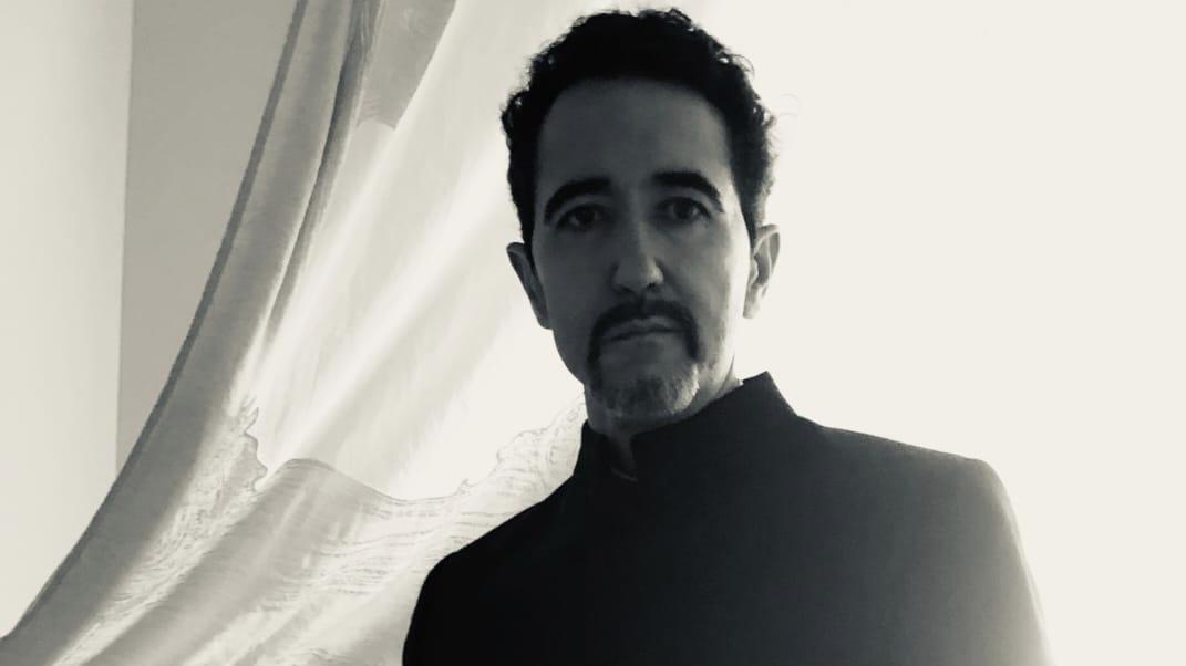 Saúl Aguado de Aza, compositor de EL CANTO DEL POETA presentación de EL CANTO DEL POETA de Saúl Aguado de Aza