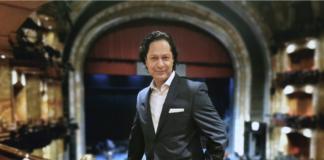 Alonso Escalante, director artístico de la Ópera de Bellas Artes de México