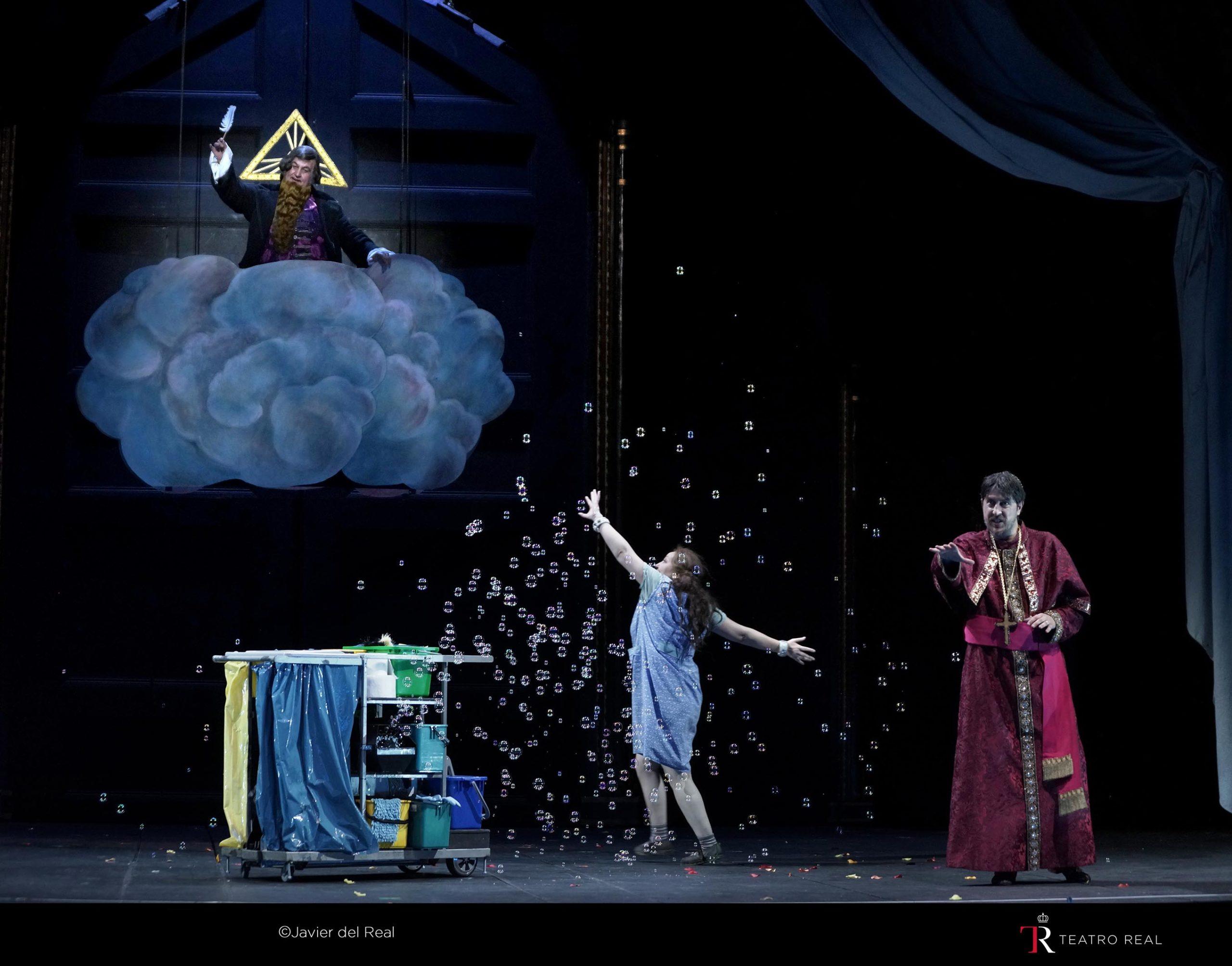 Una Cenerentola empoderada en el Teatro Real