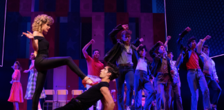 You're the One that I Want, el famoso final de Grease © Javier Naval