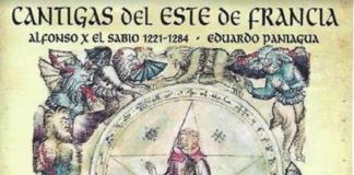 """EDUARDO PANIAGUA Y SU NUEVO DOBLE DISCO: """"CANTIGAS del ESTE de FRANCIA de ALFONSO X EL SABIO. PROVENZA y AUVERNIA"""""""