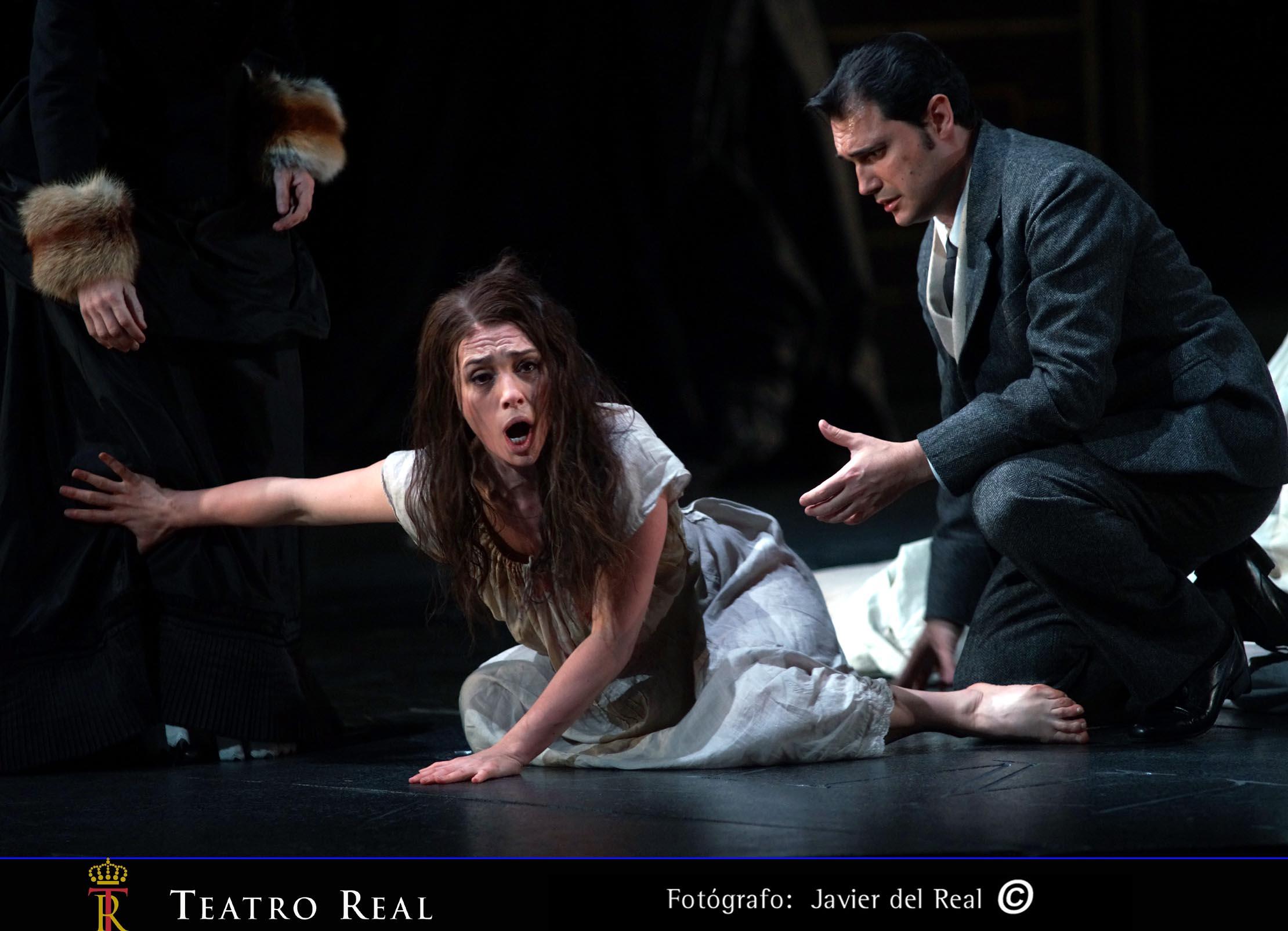 Escena de La Traviata